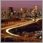 Locations Johannesburg